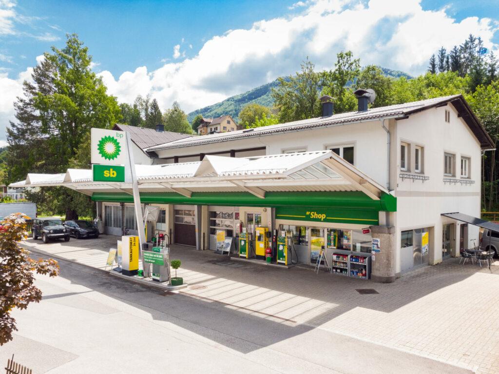 Tankstelle Lietz Ybbsitz